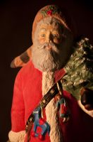 Backwoods Santa by Pennes-from-Heaven