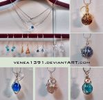 Misc Jewelry by venea1391