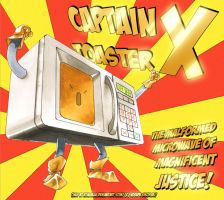 Captain Toaster X by Atalhlla