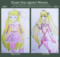 Draw this Again by ForeverWrong