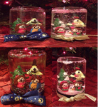 Gravity Falls Snow Globes by Bunny333501