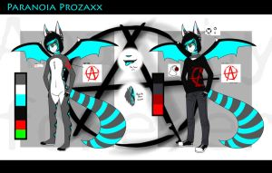 Paranoia Reference by LoversSuicide