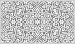 Islamic Architectural Art 33 by Al-Kabeer