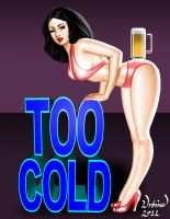 Too Cold by eumartleon