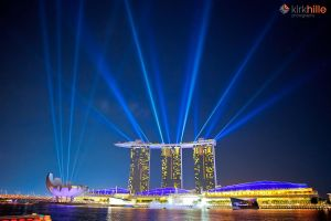 Singapore Laser Show by Furiousxr