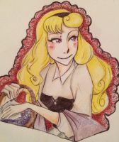 Briar Rose by PigletPrincess