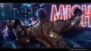 We are TEKKEN by iliasPatlis