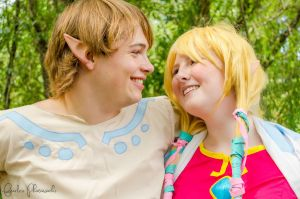 LoZ - Happily Ever After by Eli-Cosplay