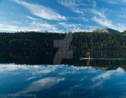 Emerald Bay Lake Tahoe by MartinGollery