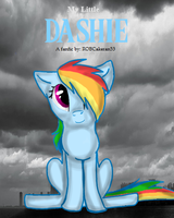 My Little Dashie fake movie cover by FlaffTail