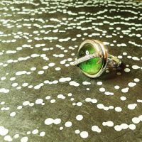 OVNI ring by Debals