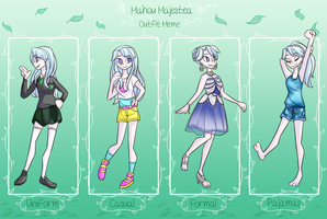 [MM] Luna's Outfit Meme by Bluespryte