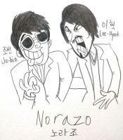 Norazo in my STYLE! by komi114