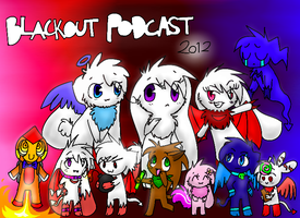 Blackout Podcast Contest Entry by crazykid503