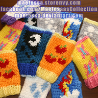 Now w/Coupon - MLP Mitts - Made to Order by Maetessa