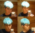 TOP (BIGBANG) wig+makeup test by red-cluster