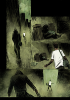 A comic page from the new comic :) by Christos-Martinis