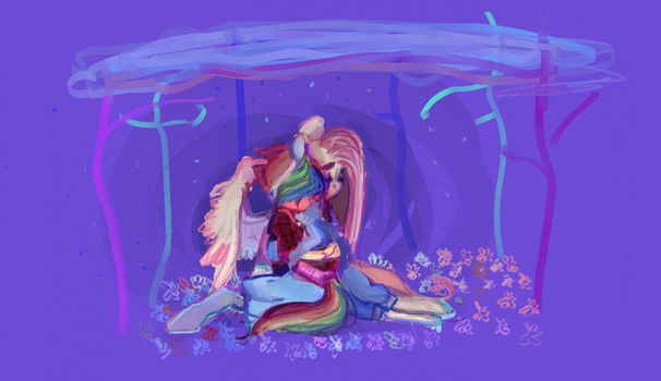 Together We're Alone by AfternoonDreams0