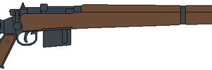 Lee Enfield No.4 OSS custom by IgorKutuzov