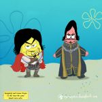 Spongebob and Cesare have something in common by Dulcamarra