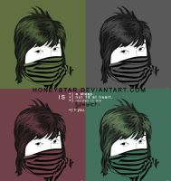 ID - Vector - stripes +hairwax by honeystar