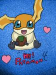 Hey Patamon 4 by patamon-chan