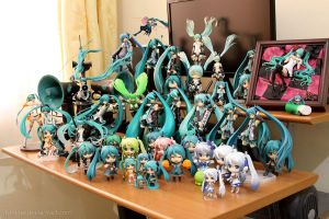My Miku Collection v3 by jfonline