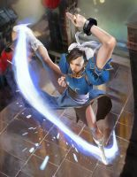 2015-Chunli'92 by Vandrell