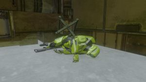 Halo 4 Sleepy by chaptmc