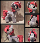 Dawnfire Plush by Noxx-ious