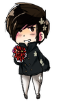 [Youtuber 5] - Chibi Anthony by eevee2glaceon09