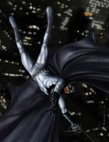 Batman- ComiCONN 2012 by artguyNJ