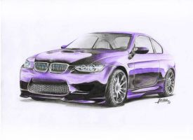 BMW M3 by Haster-Trenctown