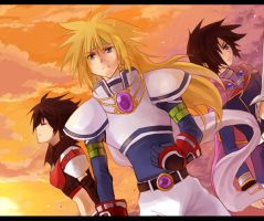 +Tales of Destiny+ by meru-chan