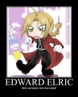 Edward Elric by WilliamJBoone