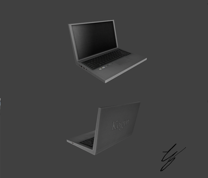 Laptop by figro670