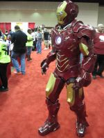 Iron Man at MegaCon by deadpool24