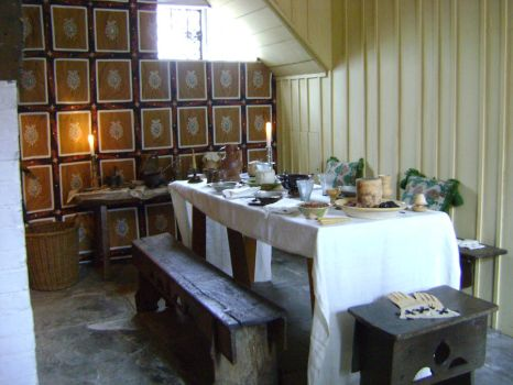 Shakespeare's Kitchen by ionshu