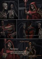 Elder Scrolls - Return of the Black Worm Pg 2 by Guyver89