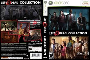 Left 4 Dead Collection DVD by MonkeyKid61