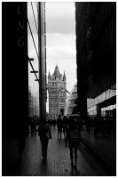 On the way to the Tower by edhall