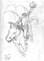 20 minute Headless Horseman by genekelly
