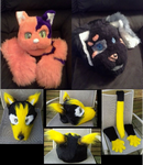 Partial suits up for auction by AcrotomicStudios