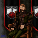 Teagan, Arl of Redcliffe by Yagellonica