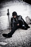 Kirito The Black Swordsman by Furotsu