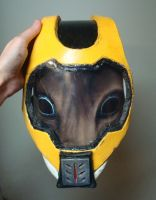 Salarian Helmet by RebelATS