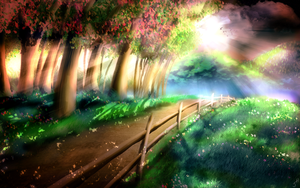 Road to Fantasia by fxscreamer