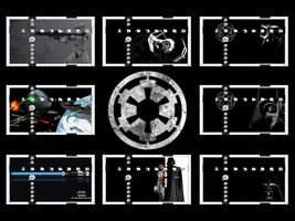 Star Wars PS3 Theme Wall Pack by a666a