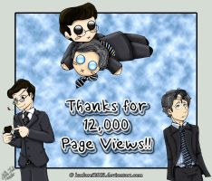 Thanks for 12,000 pv by karlarei2003