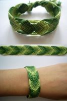 Friendship Bracelets40 by alex-tema